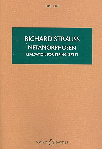 Strauss, Richard - Metamorphosen : Studie für 23 Solo-