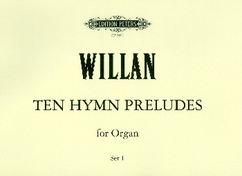 10 Hymn Preludes vol.1: for organ