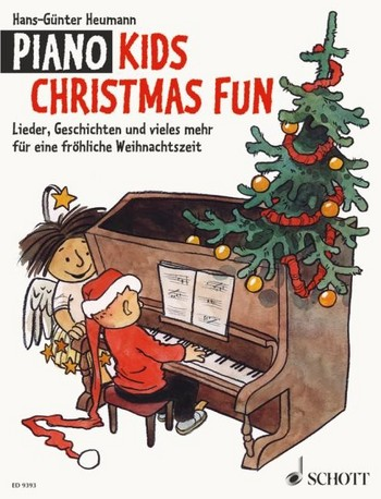 - Piano Kids Christmas Fun : Lieder,