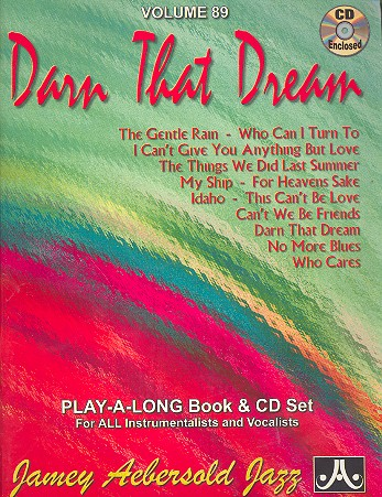 Darn that Dream (+CD)