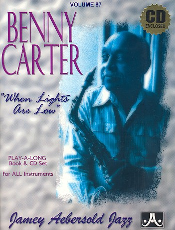 Benny Carter - When Lights are low (+CD)