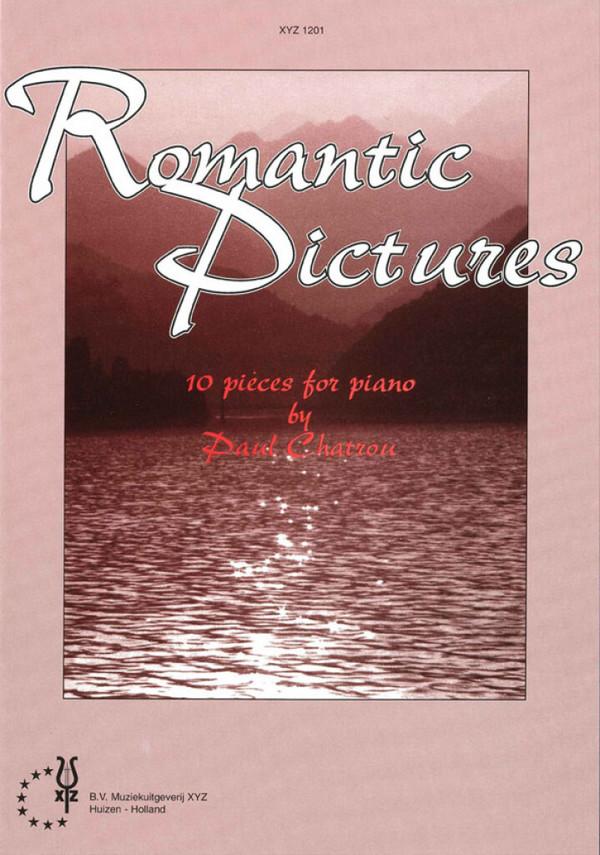 10 romantic Pieces: for piano