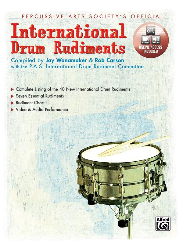 International Drum Rudiments (+CD)