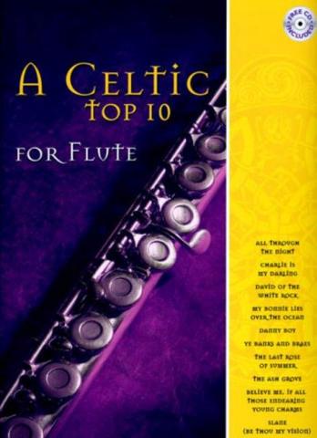 A celtic Top Ten (+CD): for flute