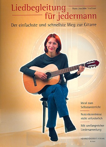 Teschner, Hans Joachim - Liedbegleitung für jedermann :