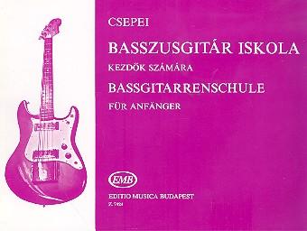 Bassgitarrenschule für Anfänger (ung/dt)