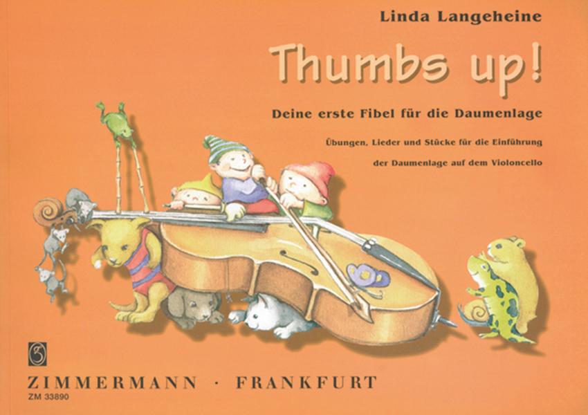 Langeheine, Linda - Thumbs up : Eine erste Fibel für