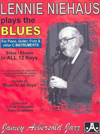 Lennie Niehaus plays the Blues +( CD )