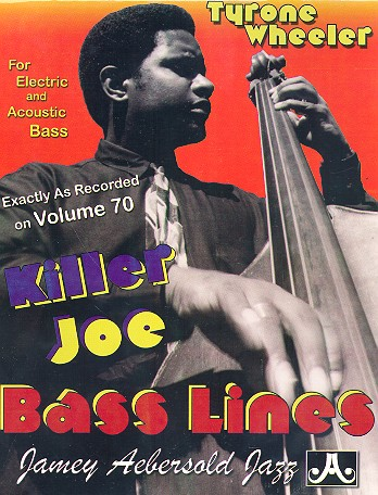 Killer Joe Bass Lines: for electric/acoustic bass