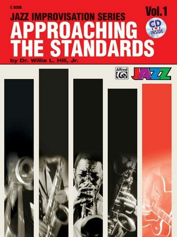 Approaching the standards vol.1 (+cd): c book