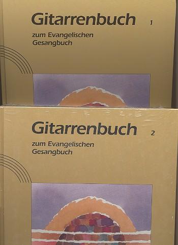- Gitarrenbuch zum EG (2 Bände)