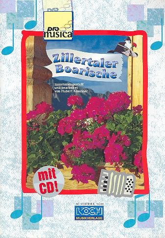 - Zillertaler Boarische (+CD) :