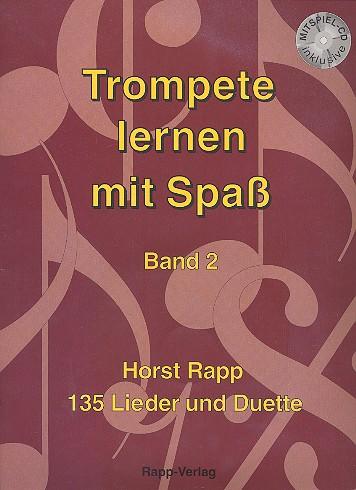 Trompete lernen mit Spaß 2 (+CD)