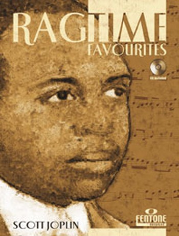 Ragtime Favorites (+CD): for saxophone in Eb or Bb