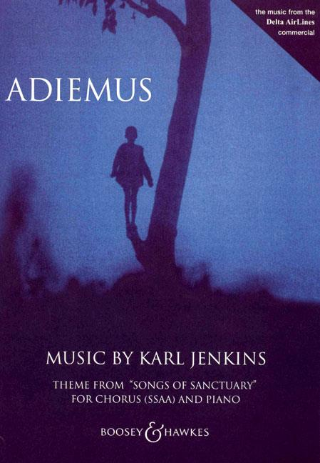 Adiemus: Theme from Songs of Sanctuary for female chorus