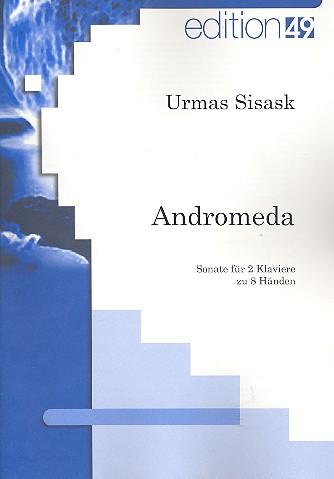 Andromeda: Sonate für 2 Klaviere zu 8 Händen