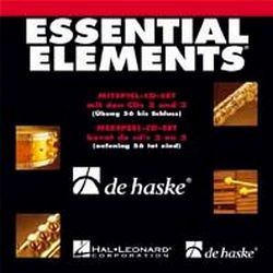 Lautzenheiser, Tim - Essential Elements Band 2 : CD 2+3