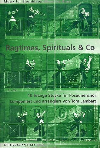 Lambart, Tom - Ragtimes Spirituals und Co :