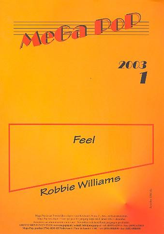 Feel: Einzelausgabe für Es-Instrument mit Klavierbegleitung