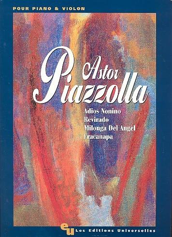 Piazzolla, Astor - 4 Tangos :
