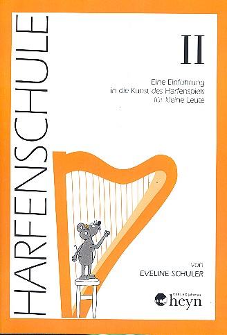 Harfenschule Band 2