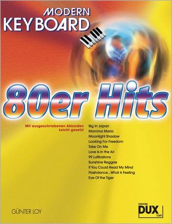 80er Hits: für Keyboard