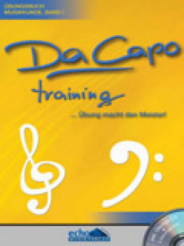 - Da Capo Training (+CD) :