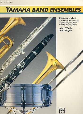 Yamaha Band Ensembles vol.2: tuba