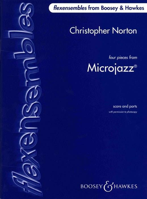 4 Pieces from Microjazz: for orchestra