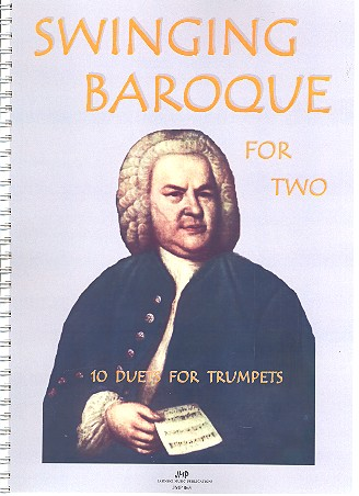 Swinging Baroque for two: