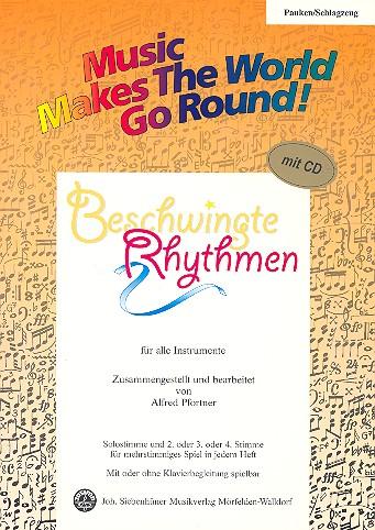 Beschwingte Rhythmen (+CD): für flexibles Ensemble