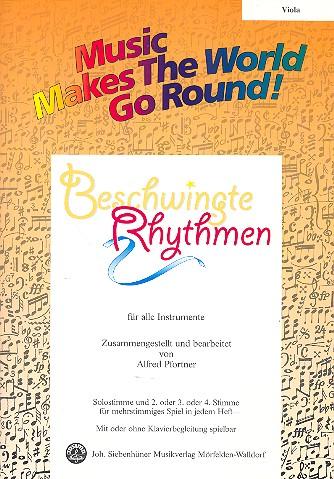 Beschwingte Rhythmen: für flexibles Ensemble