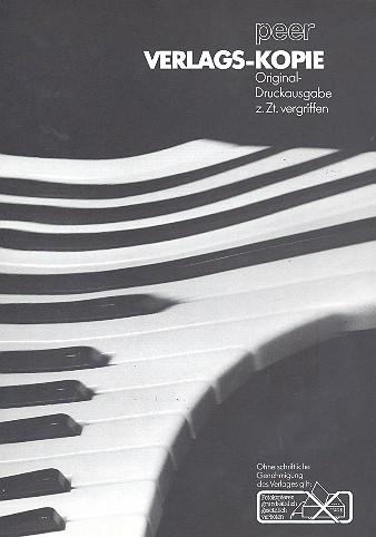 Cuando caliente el sol: Einzelausgabe Gesang und Klavier