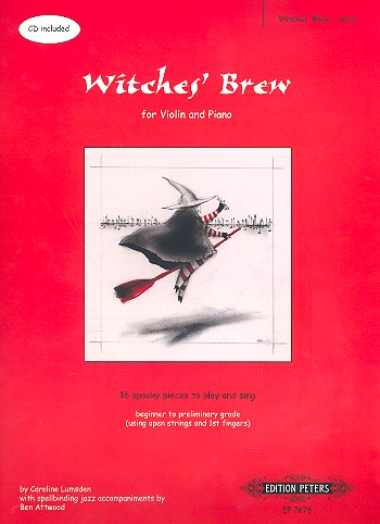 Lumsden, Caroline - Witches' Brew (+CD) : for