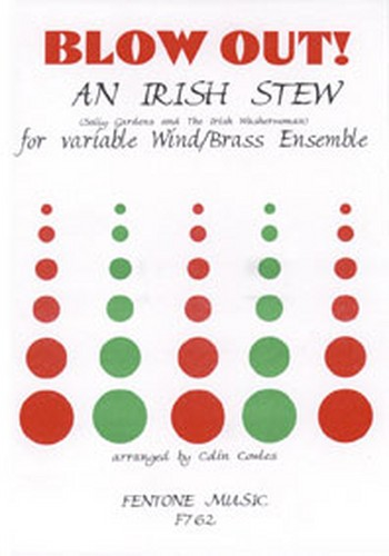 An Irish Stew: for variable wind/brass ensemble