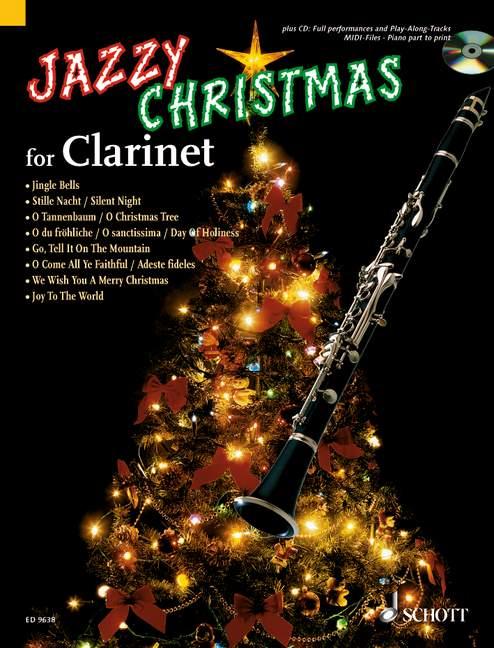 - Jazzy Christmas (+CD) :