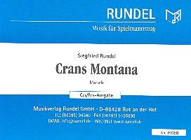 Crans Montana: Marsch für Spielmannszug