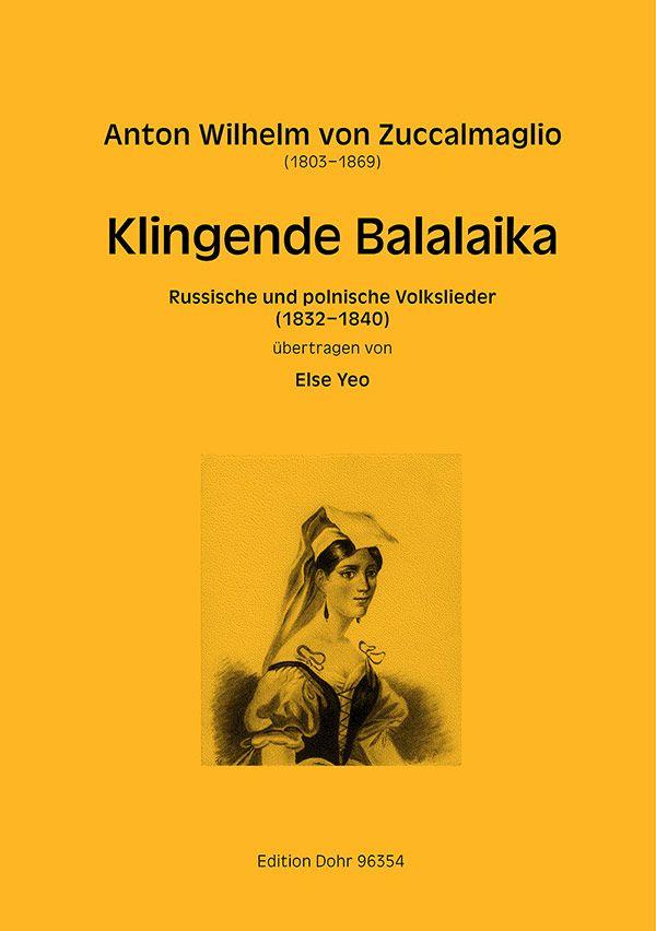 Klingende Balalaika: Russische und polnische Volkslieder