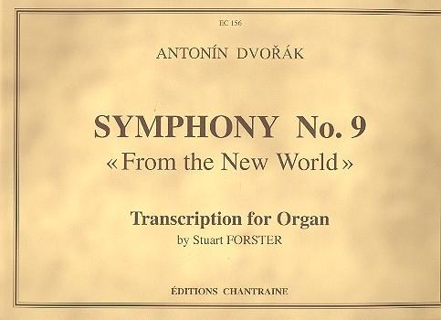 Symphony no.9: for organ