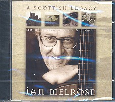 A Scottish Legacy: CD Scottish fiddle tunes for