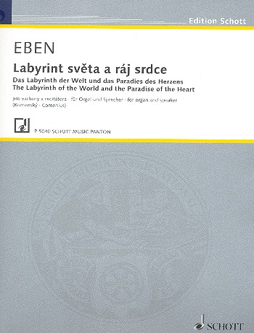 Eben, Petr - Das Labyrinth der Welt und