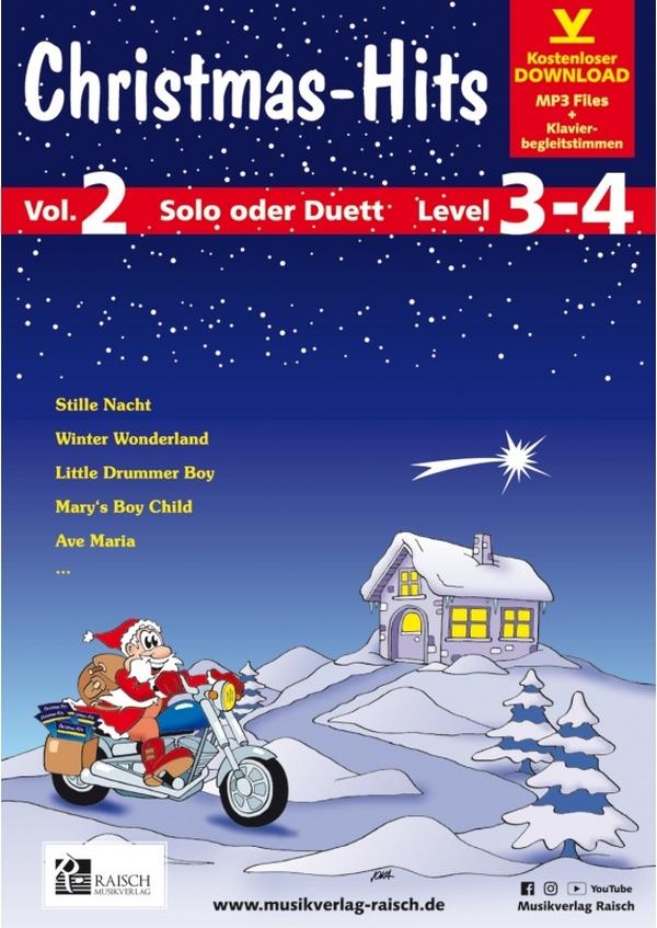 - Christmas Hits vol.2 (+ 2 CD's) :