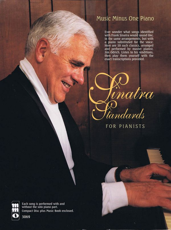 Frank Sinatra Standards (+CD): for piano