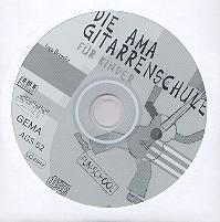 Die AMA Gitarrenschule für Kinder: CD