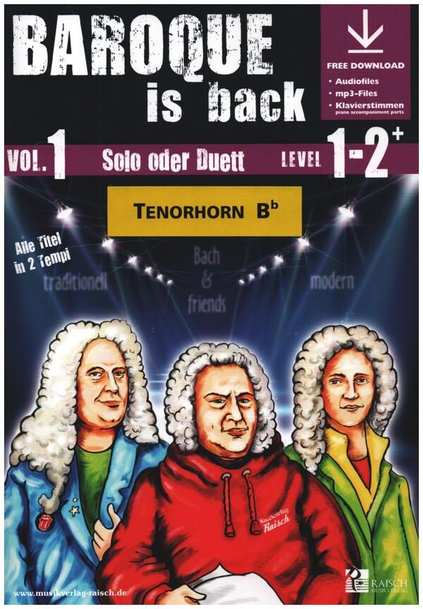 - Baroque is back vol.1 (+2 CD's) :
