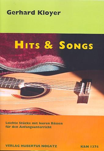 Kloyer, Gerhard - Hits und Songs : für