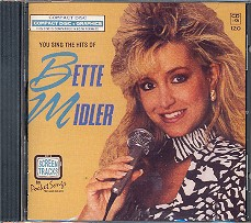 Bette Midler You sing the Hits: CD