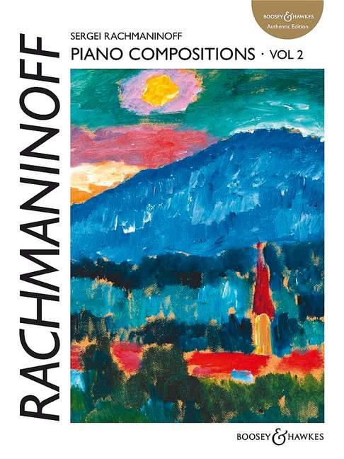 Rachmaninoff, Sergei - Piano Compositions vol.2