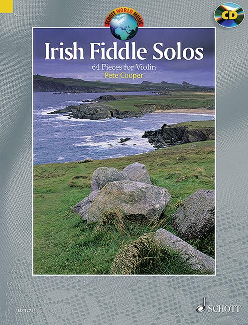 - Irish Fiddle Solos (+CD) :
