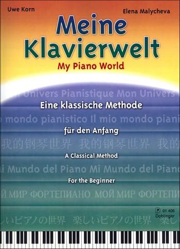 Korn, Uwe - Meine Klavierwelt : Eine
